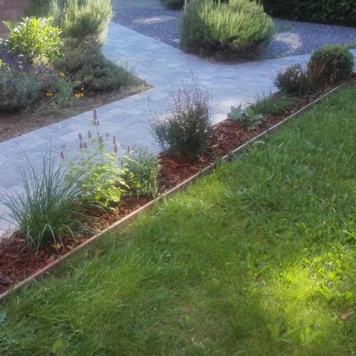 Aménagement et entretien de jardins